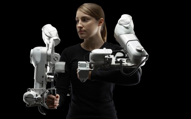 HARMONY Rehabilitation Exoskeleton