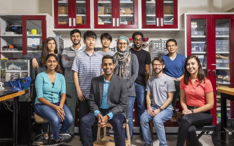 ReNeu Robotics Group- Spring 2020